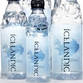 FREE Bottle of Icelandic Glacial Spring Water (Coupon)