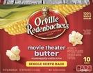 $1.25 Off (1) Orville Redenbacher's Gourmet Popping Corn